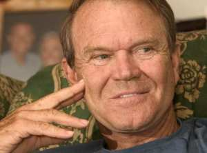 GLEN CAMPBELL - COUNTRY SINGER