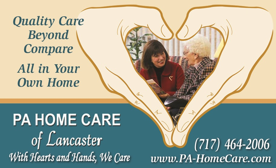 work from home jobs in lancaster pa quot with hearts and hands we care quot and we need your help 3016